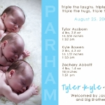 Parham-Triplets-Front